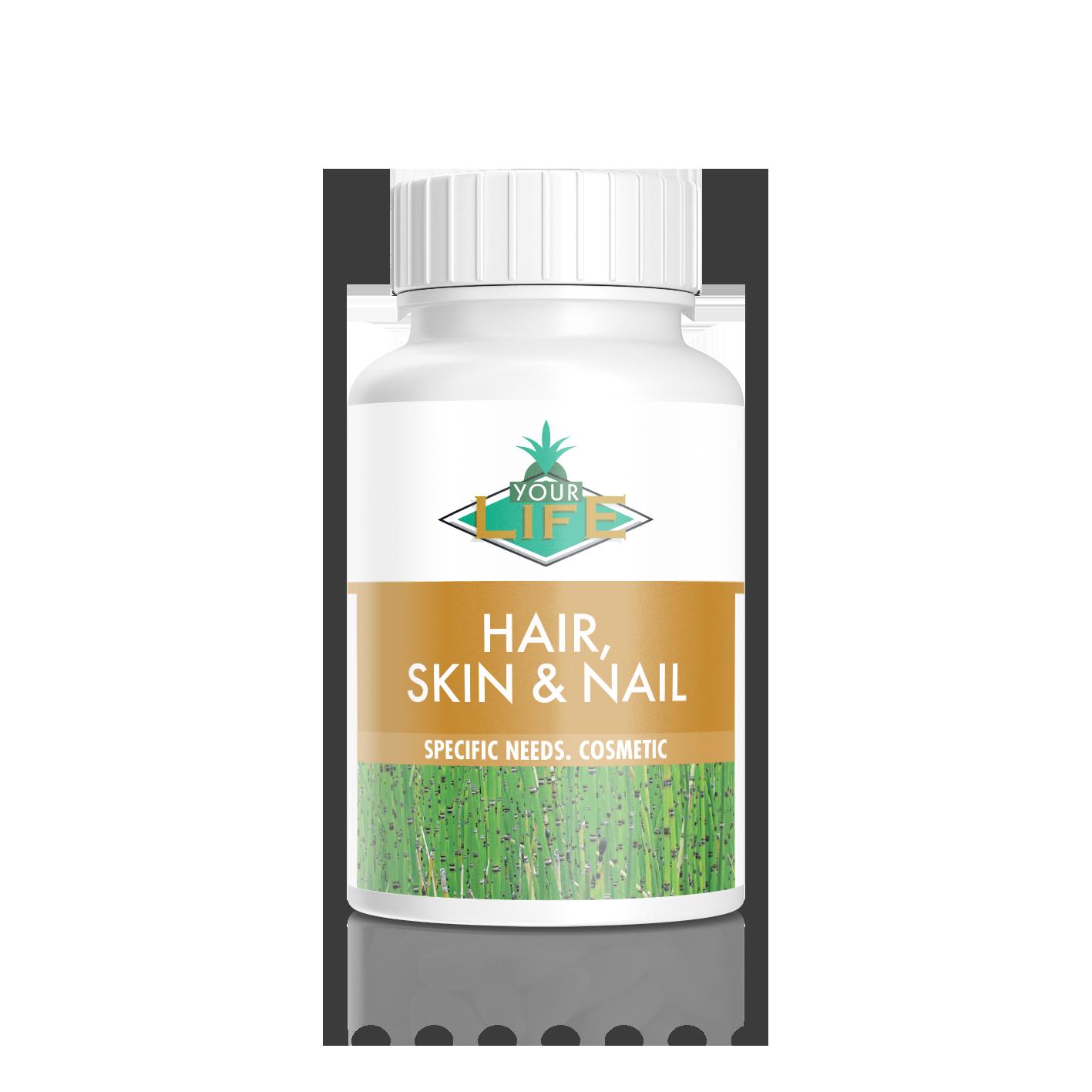 Hair, Skin & Nail (Double Stength) R175 120PV
